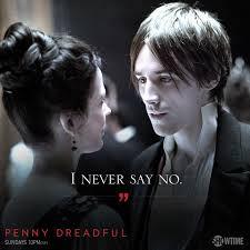 Dorian Gray from Penny Dreadful