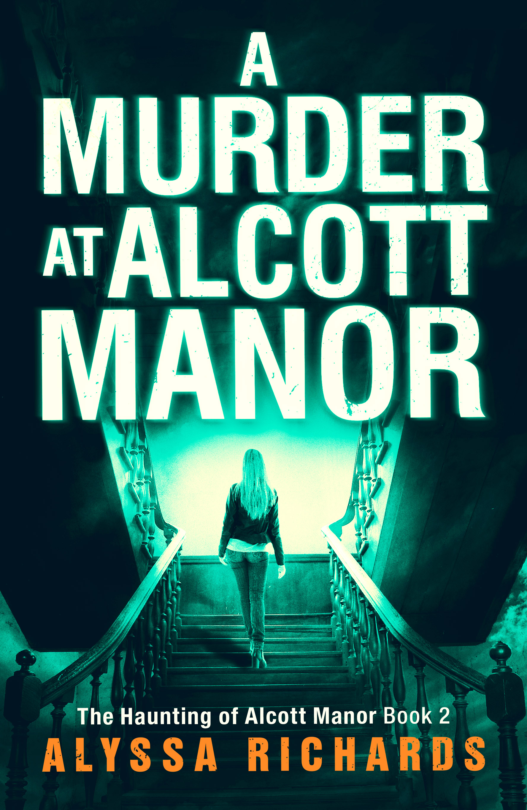 Murder at Alcott Manor