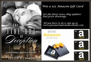 Register to Win an Amazon $25 Gift Card!